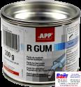 041115 APP R-GUM, Паста  для быстрого ремонта глушителей, банка 200 гр