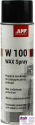 050501 Восковая масса для защиты шасси в аэрозоли <W 100 Wax> антрацит, 500мл