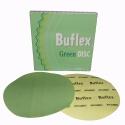 Круг полировальный KOVAX SUPER BUFLEX WET (зеленый), D152mm, 15 отверстий, P2500