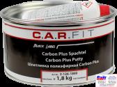 2-126-1800, C.A.R.FIT, Carbon Plus Putty, 2K Полиэфирная шпатлевка облегченная, 1,8кг