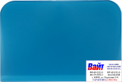 20-960-0120, Q-Refinish, Пластиковый шпатель, ширина 120 mm