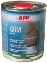 220136 Быстросохнущий препарат для удаления клея, резины и смолы APP GUM Remover, 1л