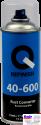40-600-0400, Q-Refinish, Преобразователь ржавчины под грунт Rust Converter, 400мл (аэрозоль)