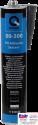 50-300-3101, Q-Refinish, Полиуретановый клей - герметик, серый, туба 310мл