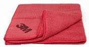 50489 Салфетка микрофибровая 3M™ Ultra Soft системы Perfect-it™ III розовая, 32мм х 36мм
