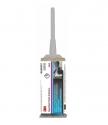 55045 Двухкомпонентный полиуретановый клей для ремонта пластиковых деталей 3M Superfast Plastic Adhesive, 50мл, двойной картридж