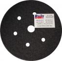 93007 Универсальная мягкая подложка PYRAMID, диаметр 150мм, 7 отверстий, черная
