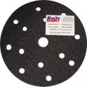 93015 Мягкая подложка PYRAMID, диаметр 150мм, 15 отверстий, черная