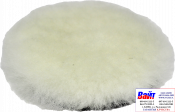 999254, Koch Chemie, LAMMFELL-PAD, Полировочный круги из натурального меха ламы, для шлифования кузова от мелких и крупных царапин, D 135 мм