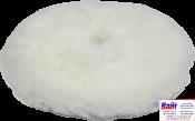 999286, Koch Chemie, Полировальный круг из натурального меха ламы, D150, липучка