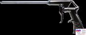 AH050307 ANI 25/B2 Пистолет для продувки длинный, металлический, трубка 180мм. Внутренняя резьба 1/4F
