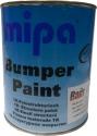Однокомпонентная структурная бамперная краска MIPA Bumper color серая, 1л