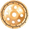 Фреза торцевая шлифовальная алмазная INTERTOOL CT-6180, 180 х 22,2 мм