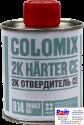 40092701, COLOMIX Отвердитель 2К для акриловых эмалей, 0,14кг