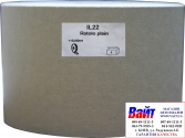 PowerTOP Абразивный бумага IL22 на бумажной основе, рулон 115мм х 50м, P80