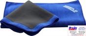 Marflo Полотенце синее, двусторонняя микрофибра с нанесенной глиной для очистки, 1шт