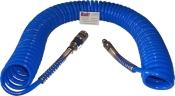 81-339 Шланг спиральный полиуретановый MIOL 6,5х10мм, 15м