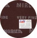 Скотч-брайт MIRKA MIRLON (красный VF) для матованиня поверхности, диаметр150мм, P360