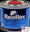 RX P-05 Plastic Primer, Reoflex, Грунт по пластмассе (0,5л), серый