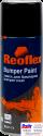 RX P-11 Bumper Paint Spray, Reoflex, Однокомпонентная эмаль для бамперов аэрозоль (400 мл), графит
