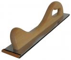 "Рубанок деревянный ""Вайт"" (серия ""VTP""), вид А, крепление Velcro (""липучка""),  400мм x 70мм"