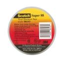 80610833867 Изоляционная лента 3M Scotch® Super 88 ПВХ, 19мм х 20м х 0,22мм, черная