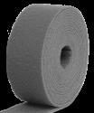 Cкотч-брайт в рулоне SMIRDEX (серия 925) S / Ultra Fine 115 мм х 10 м (зерно Р600), темно-серый