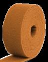 Cкотч-брайт в рулоне SMIRDEX (серия 925) S / Micro 115 мм х 10 м (зерно Р1000), желтый