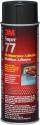 Spray 77 Клей-спрей в аэрозоли 3M™ Scotch-Weld™ Repositionable Adhesive контактный универсальный, 500мл