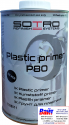 Грунт для пластика SOTRO 1K Plastic primer P80 1,0 л, серебро