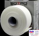 Поролоновый самоклеющийся валик для проемов SOTRO Soft Tape, D13мм, 5м, упаковка 50м
