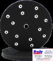 T070010, SOTRO, SOTRO Soft backing pad, Мягкая подкладка на липучке Ø150 14+1 отверстий, толщина 10мм