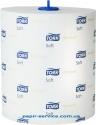 290016 Полотенца в рулонах Tork Premium супер мягкие, 21см х 25см, 100м
