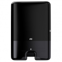 Tork 552008 Диспенсер для листовых полотенец сложения Interfold. Черный