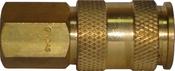 """EC20F SUMAKE 1/4""""(f) Быстроразъем для пневмосистемы"""