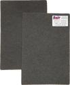 Cкотч-брайт SMIRDEX (серия 925) S / Ultra Fine 150 мм х 230 мм (зерно Р600), темно-серый