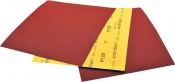 Абразивный лист для мокрой и сухой шлифовки SMIRDEX (серия 275) 230 х 280 мм, Р60