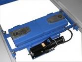 Пневмогидравлический осевой подъемник Trommelberg TXBJ3000P, г/п 2.5 т.